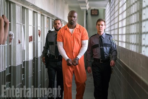 Mike Colter The Defenders