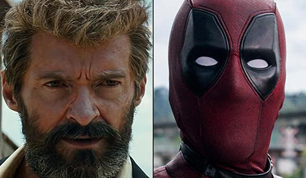 Ryan Reynolds Hugh Jackman Logan Deadpool