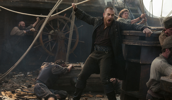 Toby Stephens Black Sails XXIX