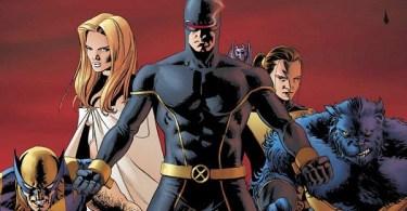 X Men Comic