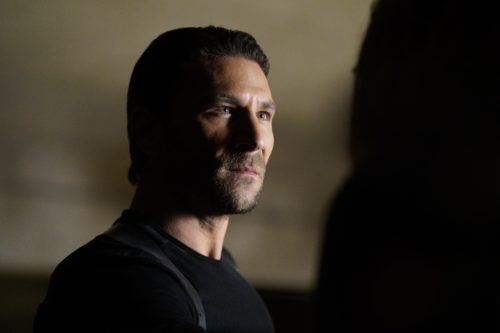 Zach McGowan Agents of S.H.I.E.L.D. Boom