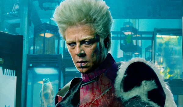 Benicio Del Toro Guardians Of The Galaxy