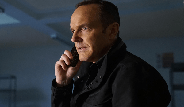 Clark Gregg Agents of S.H.I.E.L.D. The Man Behind the Shield