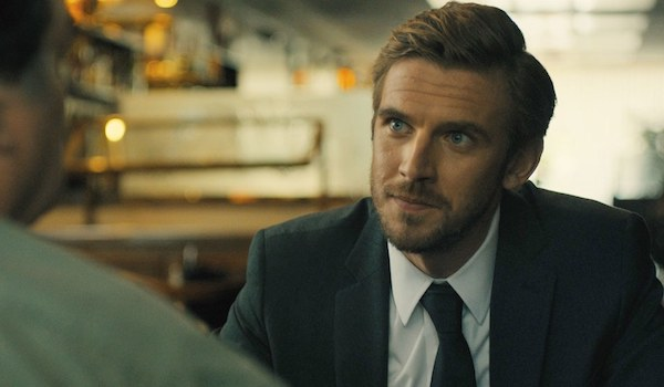 Dan Stevens The Ticket