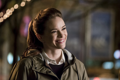 Danielle Panabaker Attack on Gorilla City The Flash