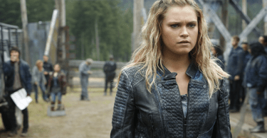 Eliza Taylor The 100 A Lie Guarded