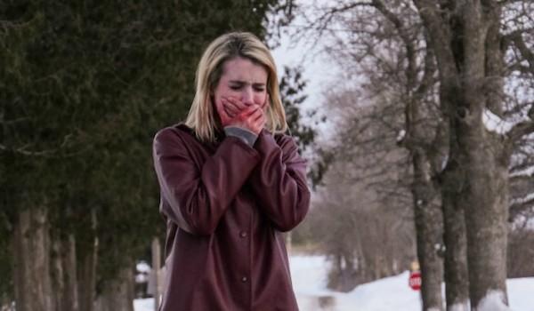 Emma Roberts The Blackcoat's Daughter