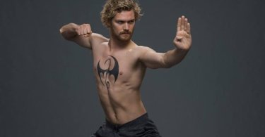 Finn Jones Iron Fist Post 1