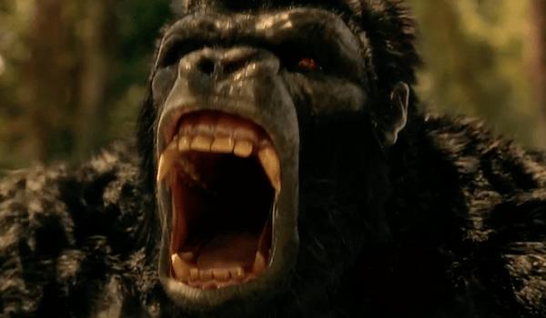 Gorilla Grodd Attack on Gorilla City The Flash Trailer