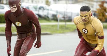 Grant Gustin Keiynan Lonsdale Untouchable The Flash