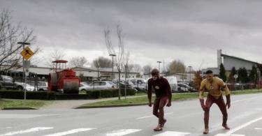 Grant Gustin Keiynan Lonsdale Untouchable The Flash Trailer
