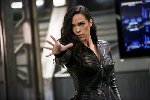 Jessica Camacho Attack on Central City The Flash