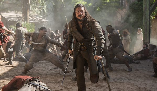 Luke Arnold Black Sails XXXI