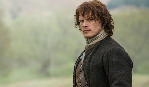 Sam Heughan Outlander