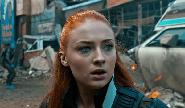 Sophie Turner X-Men: Apocalypse