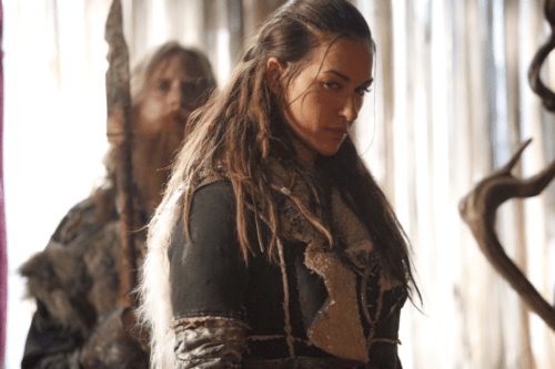 Tasya Teles The 100 Heavy Lies the Crown