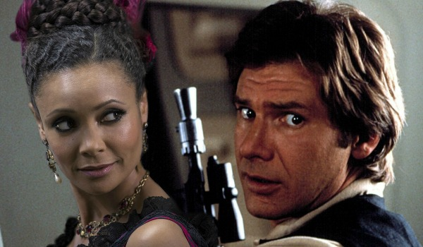Thandie Newton Westworld Harrison Ford Star Wars A New Hope