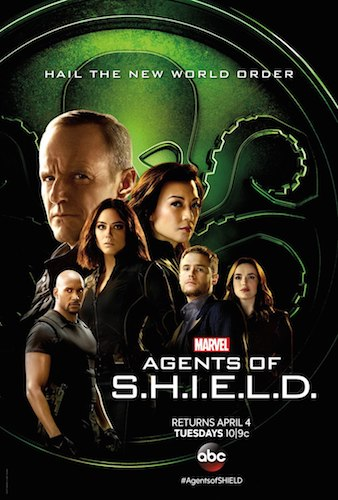 Agents of SHIELD Season Four Hydra Poster