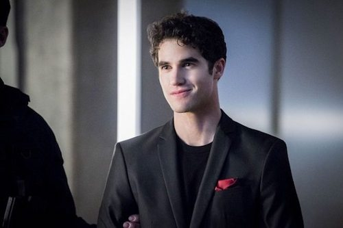 Darren Criss Star-Crossed Supergirl