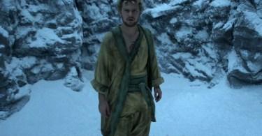 Finn Jones Iron Fist Costume