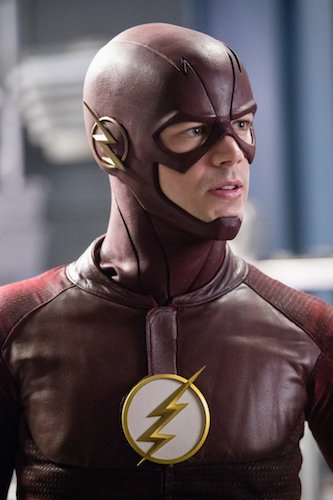 Grant Gustin Abra Kadabra The Flash