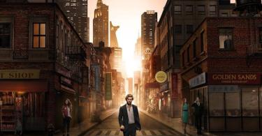 Iron Fist Key Art City Landscape