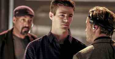 Jesse L. Martin Grant Gustin Tom Felton The Wrath of Savitar The Flash