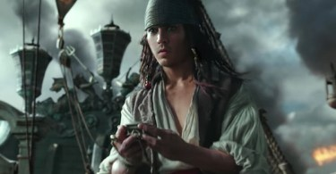 Johnny Depp Pirates of the Caribbean: Dead Men Tell No Tales