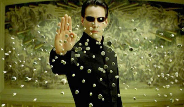 Keanu Reeves The Matrix Reloaded