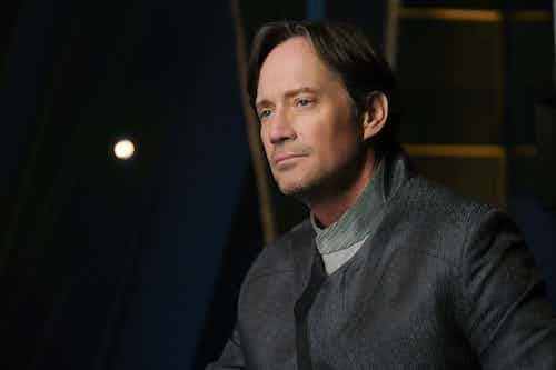 Kevin Sorbo Star-Crossed Supergirl