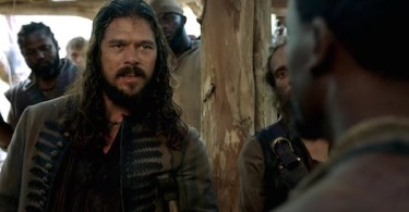 Luke Arnold Black Sails XXXV