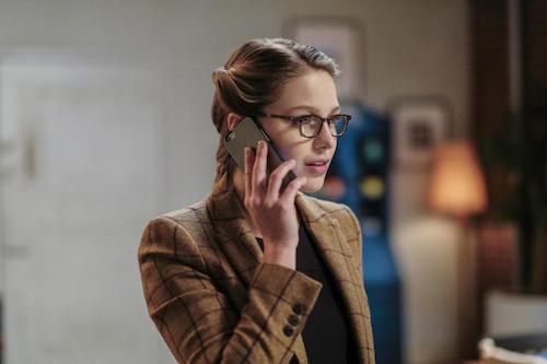 Melissa Benoist Exodus Supergirl