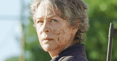 Melissa McBride The Walking Dead Bury Me Here