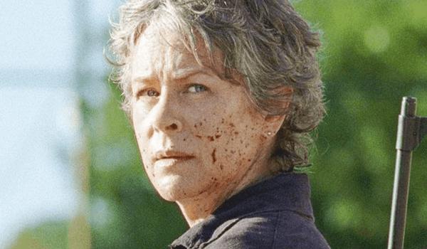 Melissa McBride The Walking Dead Bury Me Here