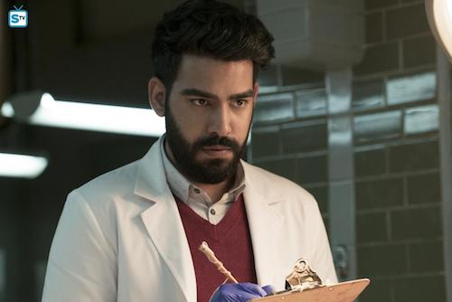 Rahul Kohli Heaven Just Got a Little Bit Smoother iZombie