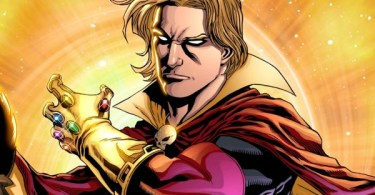 Adam Warlock Comic