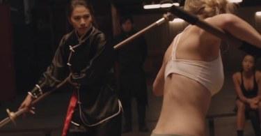Amy Johnston Lady Bloodfight