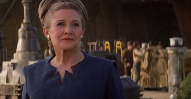 Carrie Fisher Star Wars: The Force Awakens