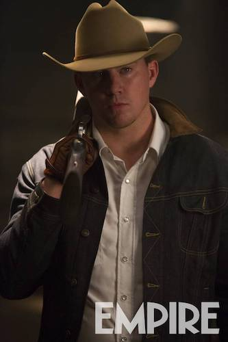 Channing Tatum Kingsman: The Golden Circle Empire Photo