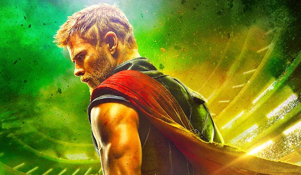 Chris Hemworth Thor: Ragnarok Poster