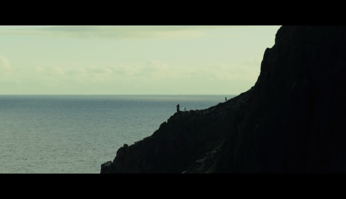 Daisy Ridley Mark Hamill Star Wars: The Last Jedi