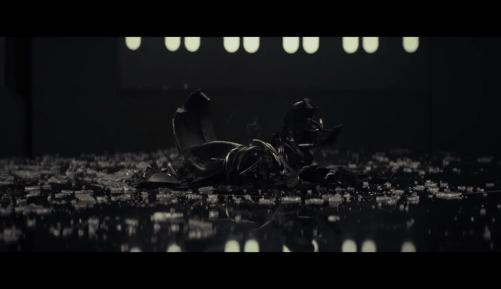 Destroyed Kylo Ren Star Wars: The Last Jedi