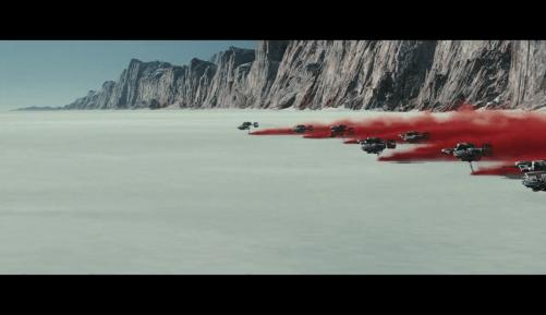 Red Dust Star Wars: The Last Jedi