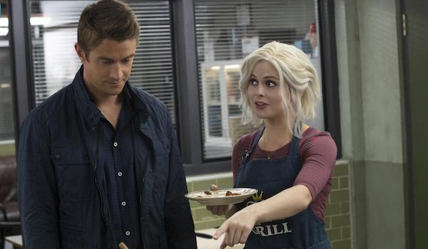 Robert Buckley Rose McIver Zombie Knows Best iZombie