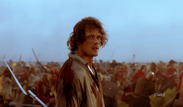 Sam Heughan Outlander Season 3