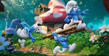 Smurfs The Lost Village 02