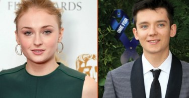 Sophie Turner Asa Butterfield