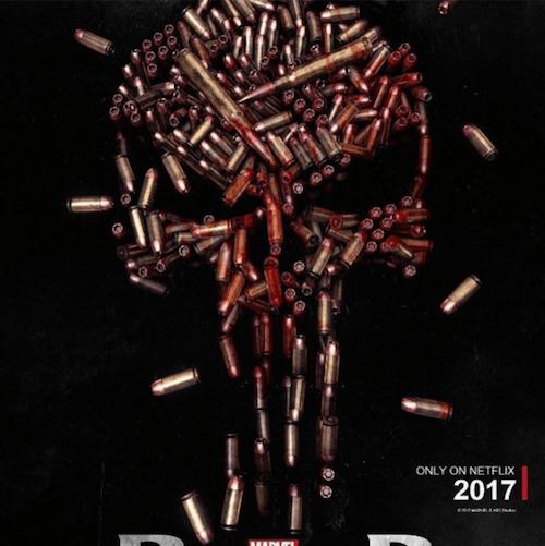 The Punisher Netflix Teaser Poster
