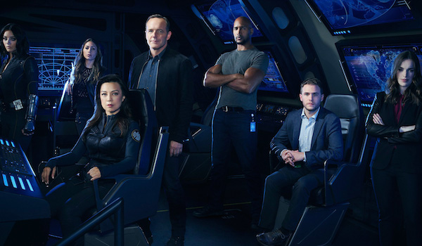 Agents of SHIELD Season Four Cast