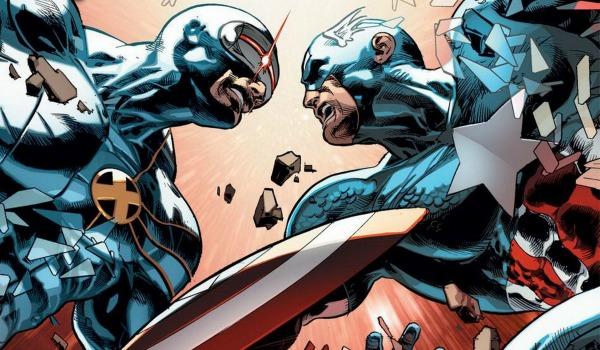 Avengers X Men Comic